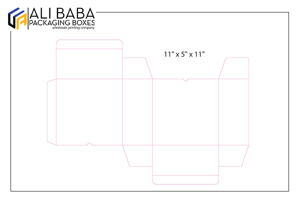 Bakery boxes-Template